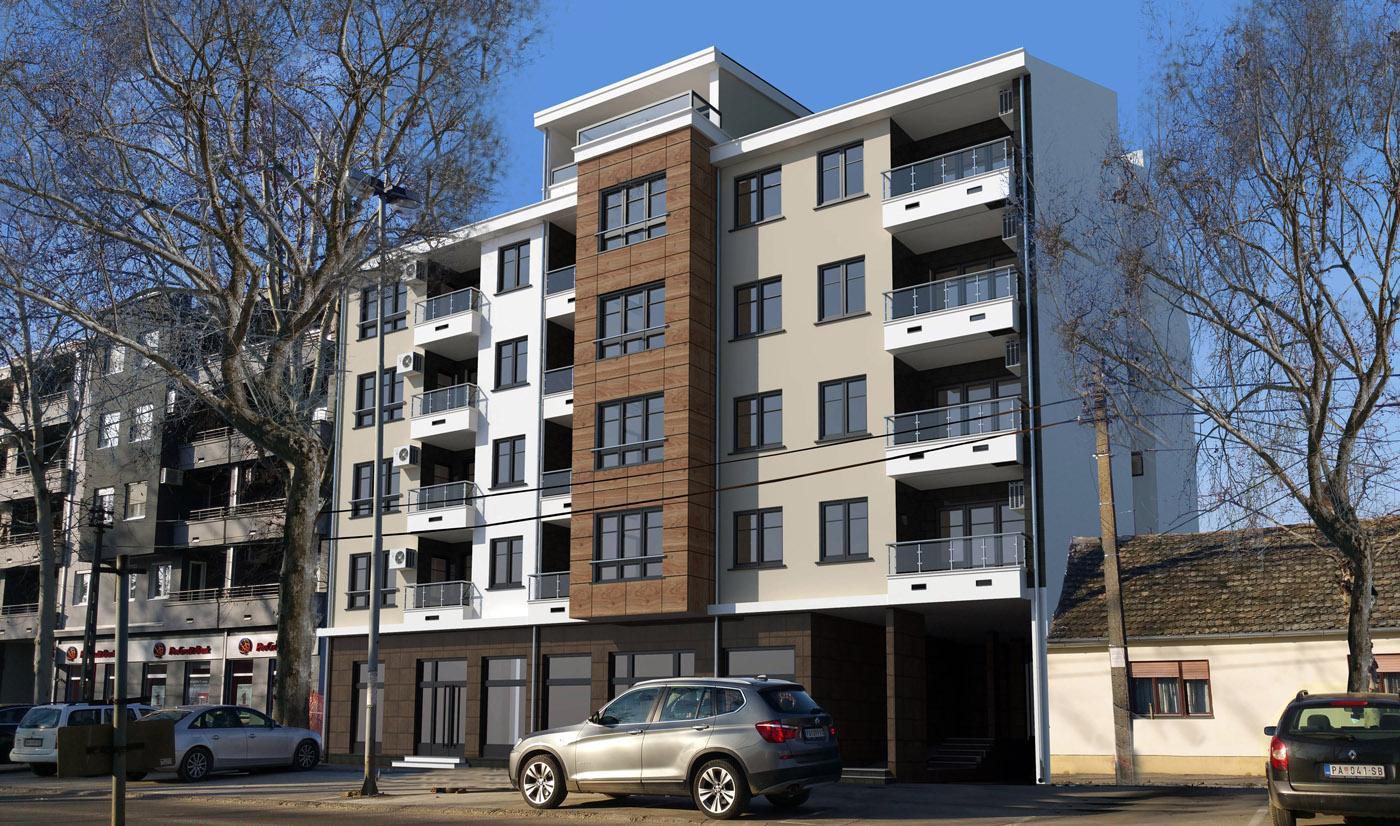 J&R Izgradnja , prodaja stanova , izgradnja stanova , Pančevo